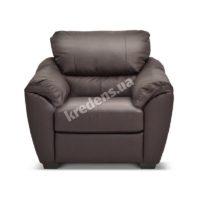 Итальянское кожаное кресло 1008