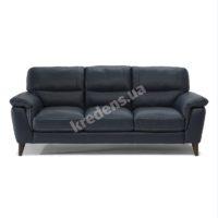 Итальянский кожаный диван 2378