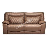 Итальянский кожаный диван 1013