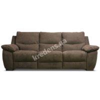 Итальянский тканевый диван с механическими реклайнерами 1857