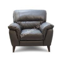 Итальянское кожаное кресло 2377