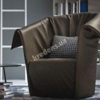 Итальянское дизайнерское кресло 4295