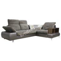 Угловой тканевый диван 4181