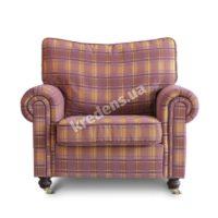 Датское тканевое кресло 0965
