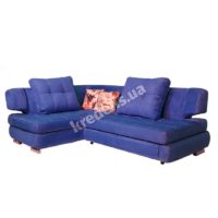 Угловой тканевый диван 3926