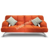 Тканевый диван с подлокотниками 3442