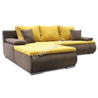 Угловой тканевый диван 2388