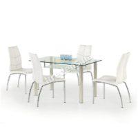 Стеклянный обеденный стол 1003
