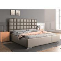 Польская двуспальная кровать 0875