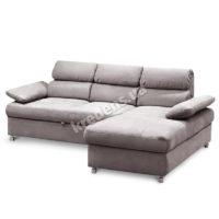 Тканевый угловой раскладной диван 4647