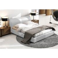 Польская двуспальная кровать 0876