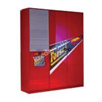 Книжный шкаф Formula-1 2639