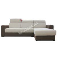 Тканевый угловой раскладной диван 4805