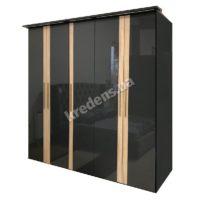 Шкаф 5-ти дверный Kapriz 2580