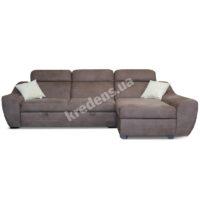 Тканевый угловой раскладной диван 4712