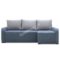 Тканевый угловой раскладной диван 4025