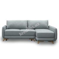 Тканевый угловой раскладной диван 4642