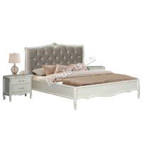Классическая двуспальная кровать Olimp 4253