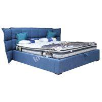 Мягкая двуспальная кровать с подъемным механизмом 3034