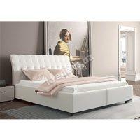 Польская двуспальная кровать 0873