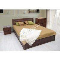 Двуспальная кровать из дерева 2223