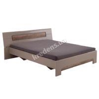 Польская двуспальная кровать Alegro 4905
