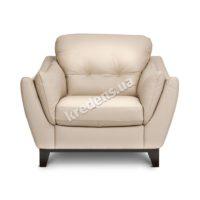 Итальянское кожаное кресло 1011