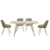 Раздвижной обеденный стол 5063