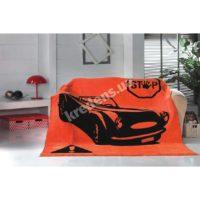 Плед Retro car (150х200) 0696