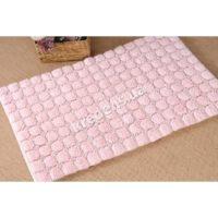 Коврик для ванны Irya - Bubble pembe розовый (60х100) 4399
