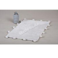 Коврик для ванны Irya - Alya silver серый (60х90) 4400