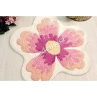 Коврик для ванны Irya - Lavin pembe розовый (90х90) 4403