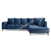 Польский угловой диван 4794