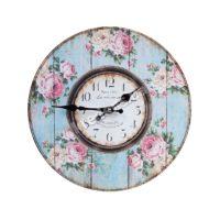 Часы настенные МДФ Rose 34см 2424