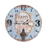 Часы настенные МДФ Happy Dreams 58см 2425