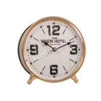 Часы настольные Union Hotel 21х22.5см 5001