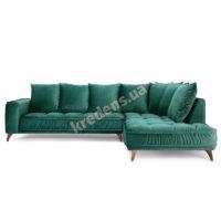 Польский угловой диван 5301