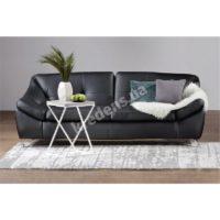 Кожаный раскладной диван 5456