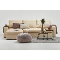 Угловой кожаный диван 5453