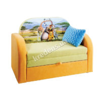 "Детский диван ""Мадагаскар"" 4653"