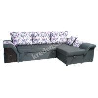 Угловой тканевый диван 2136