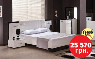 Комплект спальной мебели Diamond со скидкой -20%!