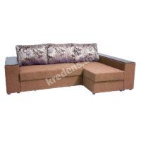 Угловой тканевый диван 2197