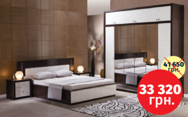 Комплект спальной мебели Oliver со скидкой -20%!