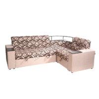 Угловой тканевый диван 2145