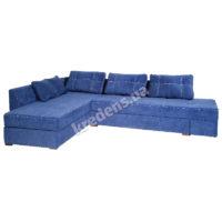 Угловой тканевый диван 4305