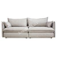 Прямой тканевый диван 6454