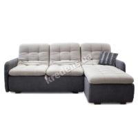 Угловой тканевый диван 6458