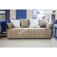 Прямой тканевый диван 6453