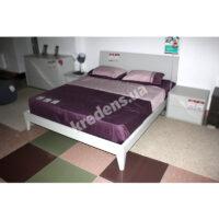 Итальянская двуспальная кровать Edem 2990
